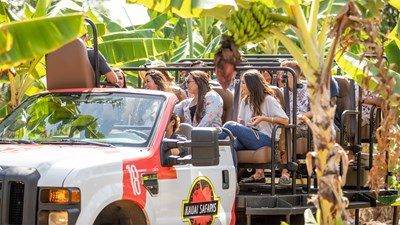 Sip Rum During Kauai's Newest Safari