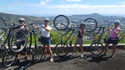 Freewheeling Fun on Oahu With Bike Hawaii