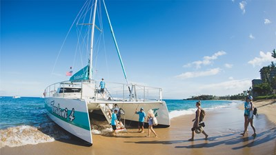 A New Maui Catamaran Experience With Teralani Sailing Adventures