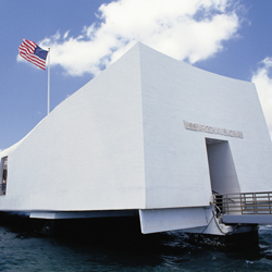 World War II Valor in the Pacific National Monument, home of the Arizona Memorial, is Hawaii's most-visited attraction. // © 2013 Hawaii Tourism...