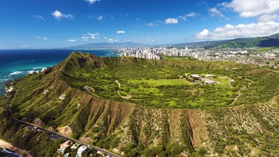 5 Fun Ways to See Diamond Head on Oahu