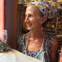 <p>Owner and chef Susan Alexy opened the Sweet Potato Kitchen and Takeout one year ago in Hawi on Hawaii Island. // © 2014 Diane Merlino</p><p>Feature...