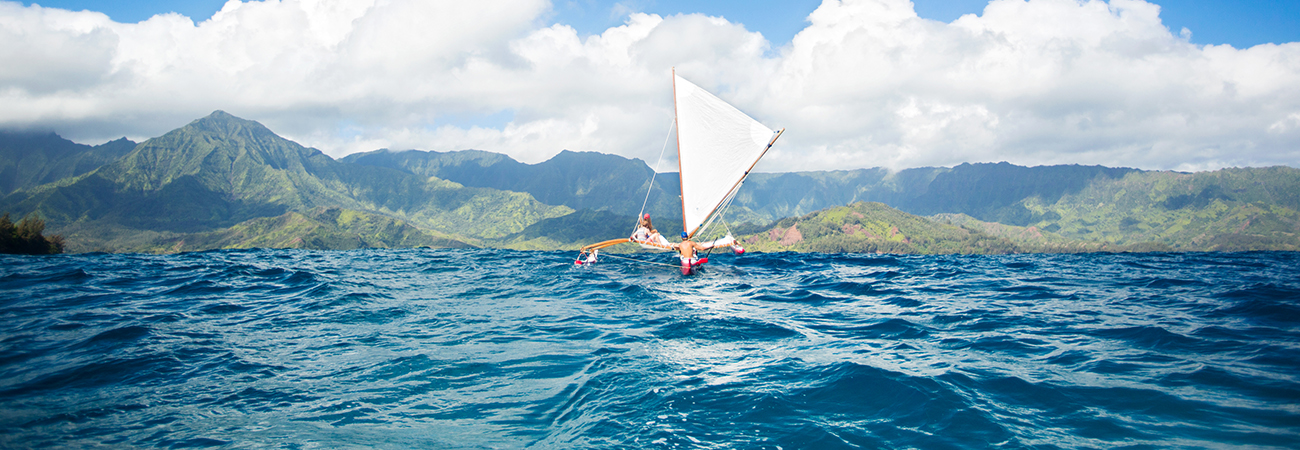 Hawaiian Sailing Canoes for Modern-Day Travelers