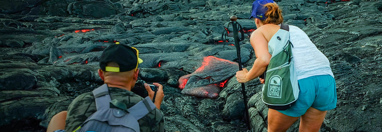 5 Ways to See Flowing Lava at Hawaii Volcanoes National Park
