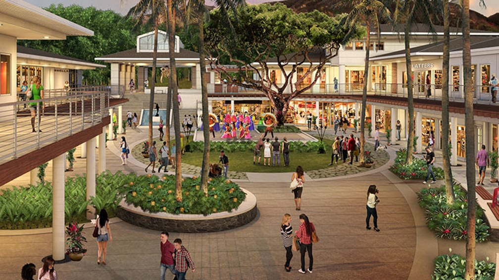 A Look at the Renovated Whalers Village on Maui