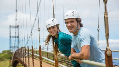 Fly High With Kapalua Ziplines on Maui