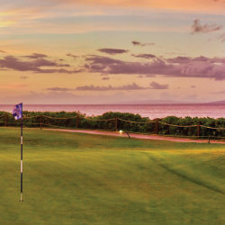 Sheraton invites couples to tie the knot on a Maui golf course. // © 2014 Sheraton Maui