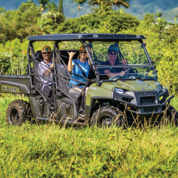 ATV Tour with Princeville Ranch Adventures // © 2014 Princeville Ranch Adventures