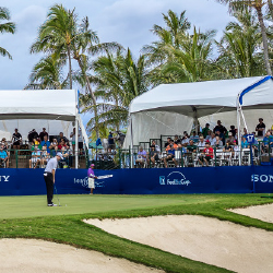 Tickets are now on sale for the Sony Open in Hawaii. // © 2014 Ross Hamamura/RDH Photography