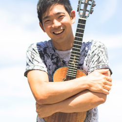 Jake Shimabukuro will perform at the Hawaii Theatre. // © 2015 Coleman Saunders