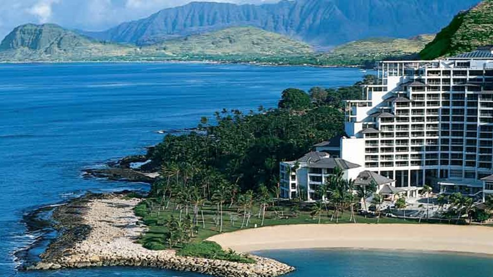 The Ihilani is located on the west side of Oahu. // © 2013 JW Marriott Ihilani Resort and Spa at Ko Olina 2