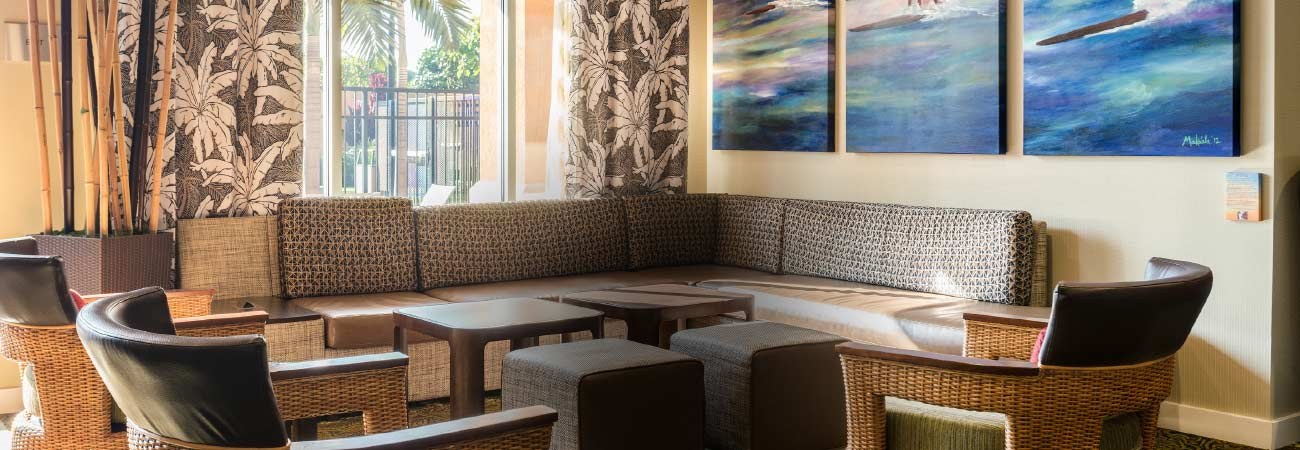 Hotel Review: Courtyard Maui Kahului Airport