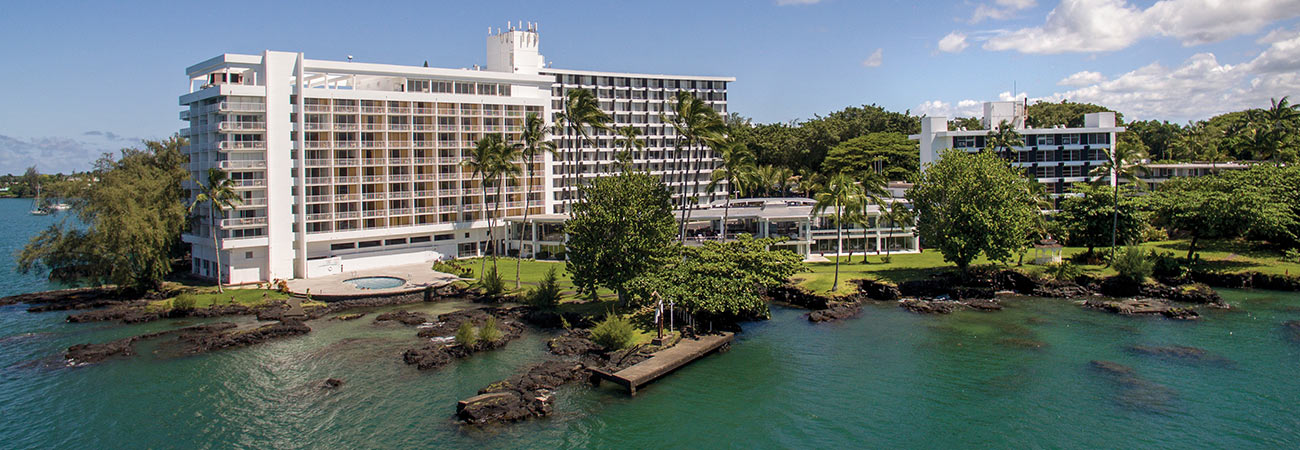 Hotel Review: Grand Naniloa Hotel Hilo - a DoubleTree by Hilton