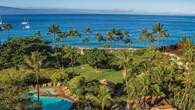 Hotel Review: Kaanapali Beach Hotel