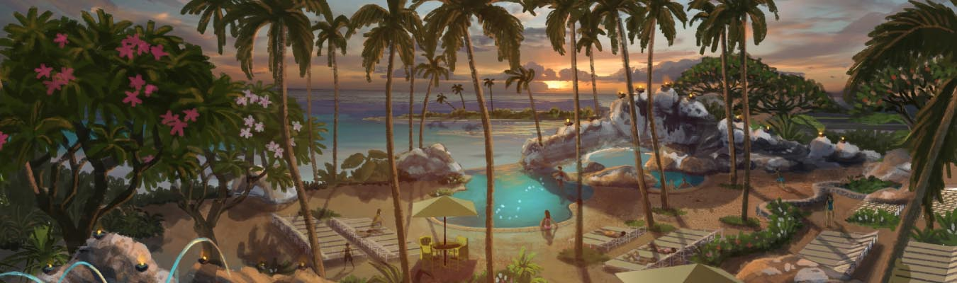 Aulani Expansion Nears End