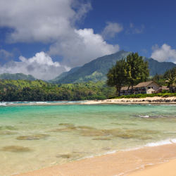 Hanalei Colony Resort offers an unplugged island vacation. // © 2014 Joe Jenkin/RezStream