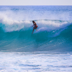 <p>Four Seasons Oahu guests can go on a surfing safari with a world champion. // © 2016 Four Seasons Resort Oahu at Ko Olina</p><p>Feature image...
