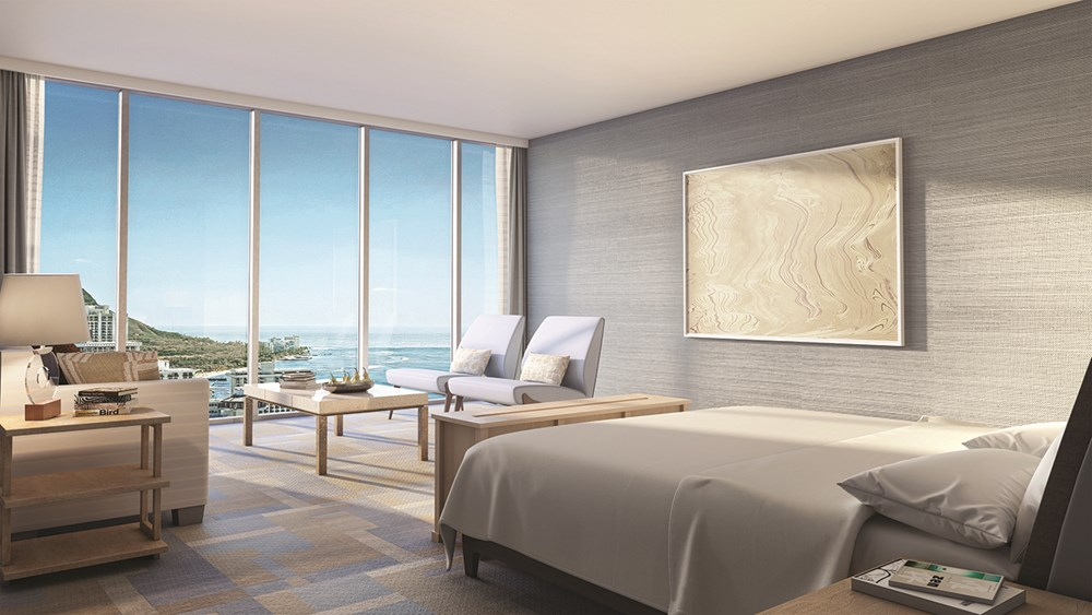 The Ritz-Carlton Residences to Open Second Waikiki Tower in October