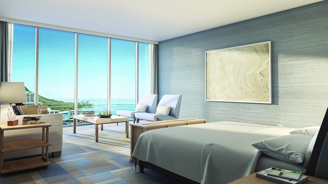 Jun 06, 2018 The Ritz Carlton Residences To Open Second Waikiki Tower In  October
