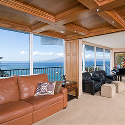 <p>Agents can book their clients into Aqua-Aston's VIP penthouses, such as this one at The Whaler on Kaanapali Beach. // © 2016 Aqua-Aston...