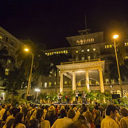 <p>Waikiki's many festivals and events are perfect for clients interested in local culture. // © 2017 HTA/Tor Johnson</p><p>Feature image (above):...