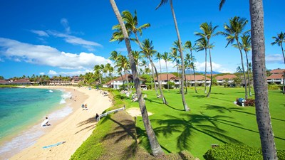 Hotel Review: Castle Kiahuna Plantation & The Beach Bungalows