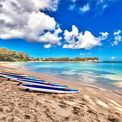 <p>Kawela Bay at Turtle Bay Resort // © 2015 Turtle Bay Resort</p><p>Feature image (above): One of Turtle Bay Resort's top priorities is to get guests...
