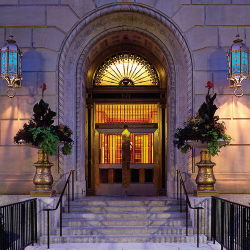 The exterior of Loews Boston Hotel // © 2014 Loews Hotels and Resorts