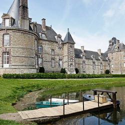 <p>Chateau de Normandie in France // © 2015 Villas of Distinction</p><p>Feature image (above): Mauna Lani Bay Hotel & Bungalows // © 2015 Villas...