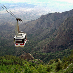 <p>The Sandia Peak Tramway // © 2015 iStock</p><p>Feature image (above): International Balloon Fiesta occurs once a year. // © 2015 iStock</p>