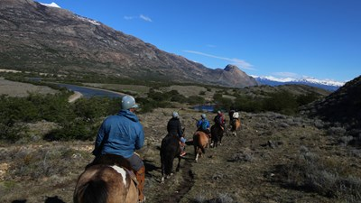 Hotel Review: Estancia Cristina in Patagonia