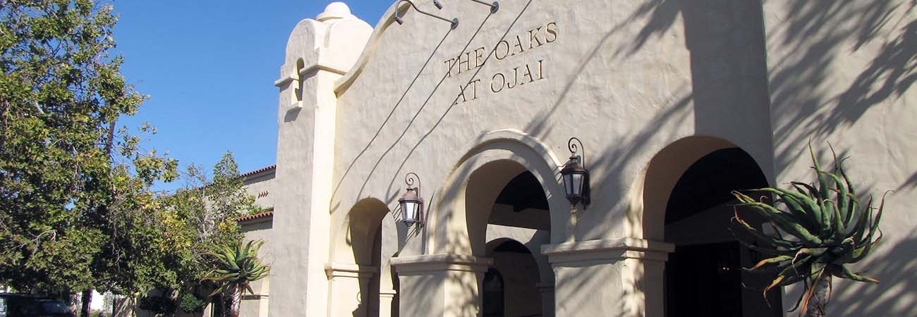 Hotel Review: The Oaks at Ojai