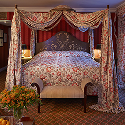 <p>Red Carnation Hotels is a luxury collection of accommodations ranging from medieval estates to boutique hotels. // © 2014 Red Carnation...