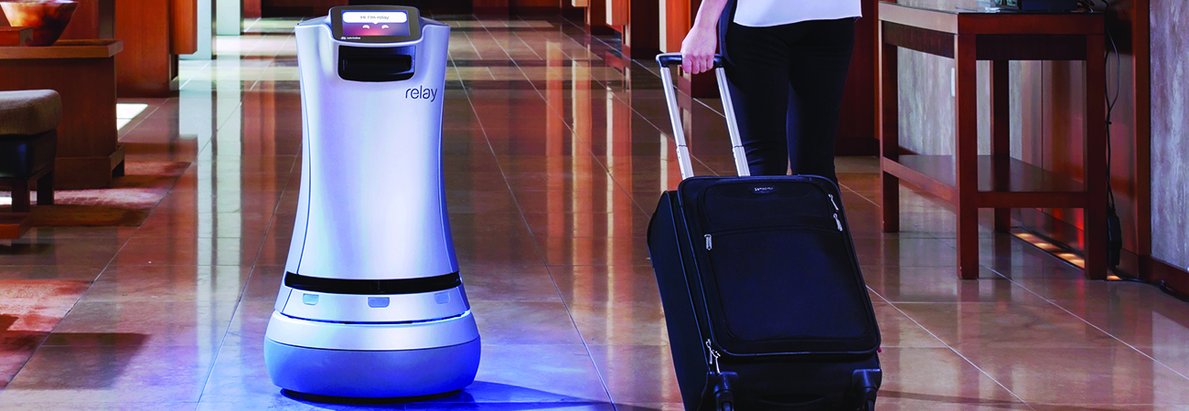 The Future of Robots in the Hospitality Industry
