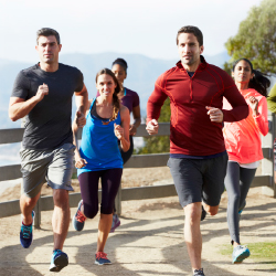 Westin guests can go for a jog with the new RunWestin program. // © 2014 Starwood Hotels & Resorts Worldwide