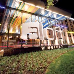 Hotels Travelage West