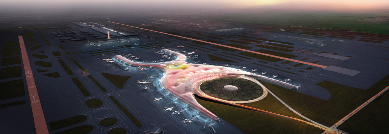 Boost Expected From New Mexico City Airport