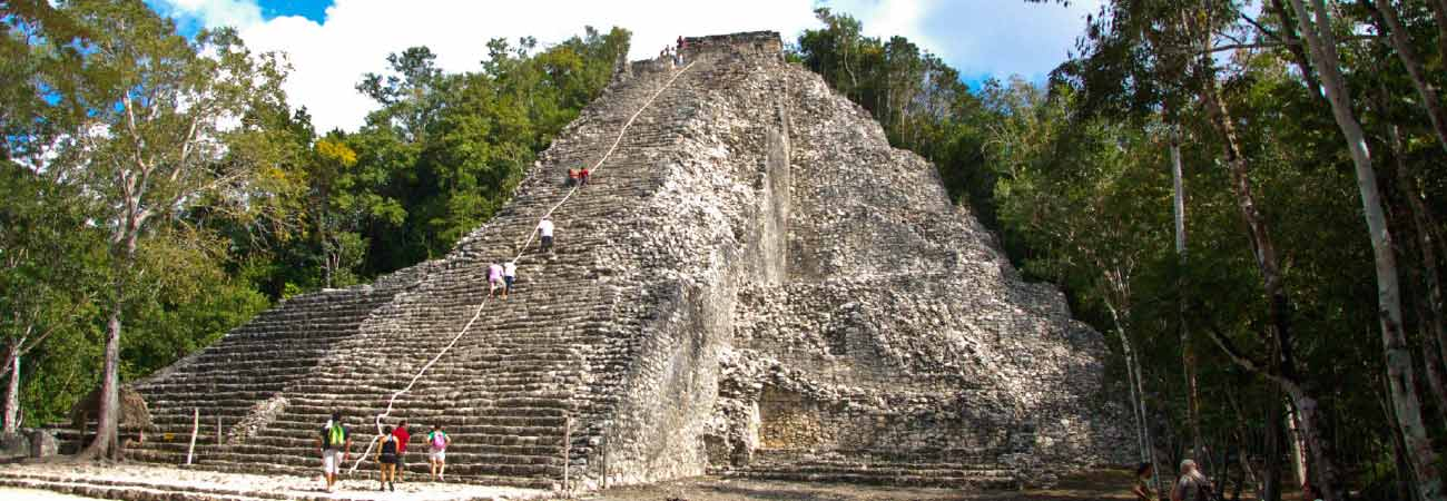 Maya Ruins Near Cancun Offer Adventure Travelage West