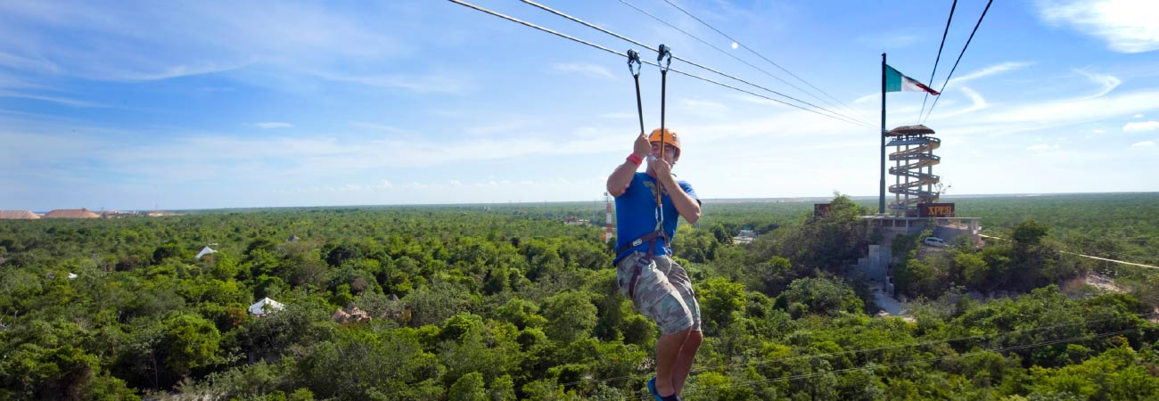An Eco-Adventure in Tulum, Mexico : TravelAge West