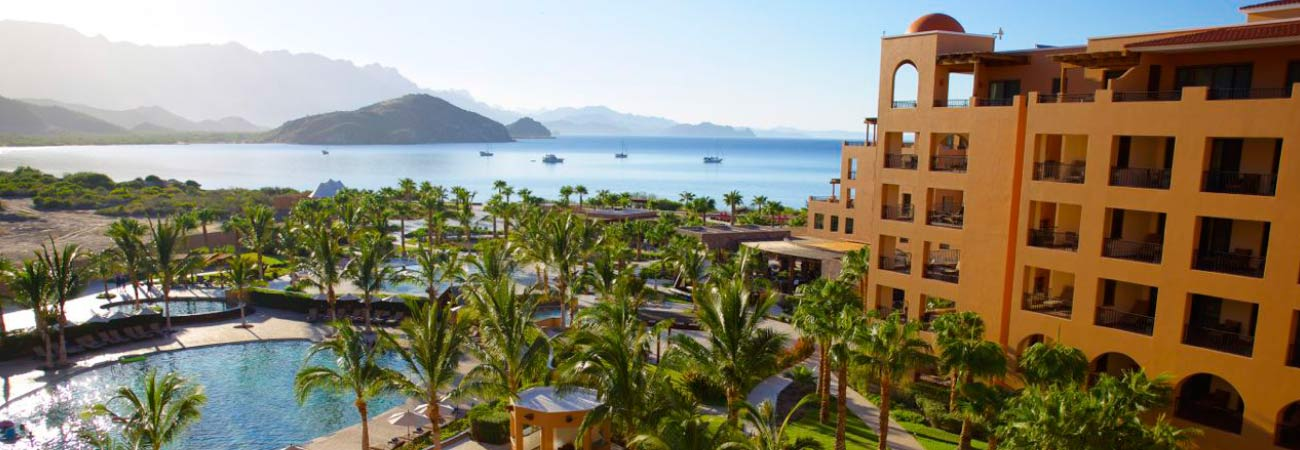 Love and Romance at Villa del Palmar Loreto