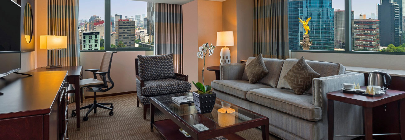Hotel Review: Sheraton Mexico City Maria Isabel Hotel