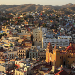 Guanajuato is a World Heritage Site. // © 2013 Thinkstock