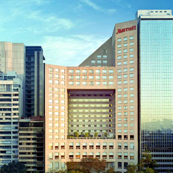 JW Marriott Mexico City offers nine meeting spaces. // © 2013 Marriott International