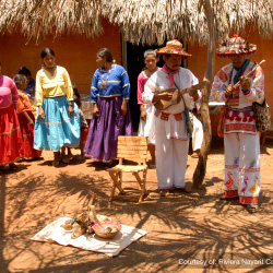 Experience Huichol Indian culture with the group Peyote People. // © 2014 Thinkstock