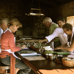 <p>Huerta Los Tamarindos in Cabo gives guests an appreciation of traditional cuisine, including tamales // © 2015 Thinkstock</p><p>Feature image...