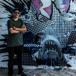<p>Visual artist Ciler was El Ganzo's first artist-in-residence after the hotel's reopening. // © 2017 Hotel El Ganzo</p><p>Feature image (above): The...