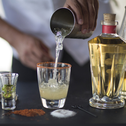 <p>The signature cocktail at Grand Velas Riviera Maya features Xtabentun anise liqueur. // © 2018 Grand Velas Riviera Maya</p><p>Feature image...