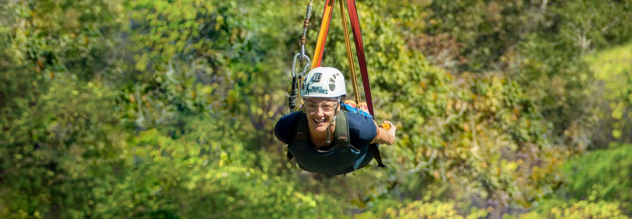 The Best Ziplines in Cancun, Los Cabos and Other Mexico Hot Spots