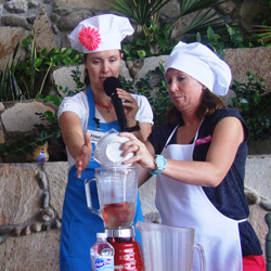 At Hotel Royal Villas in Mazatlan and Hotel Cozumel & Resort, guests can participate in both cooking demos and salsa dancing lessons with local...