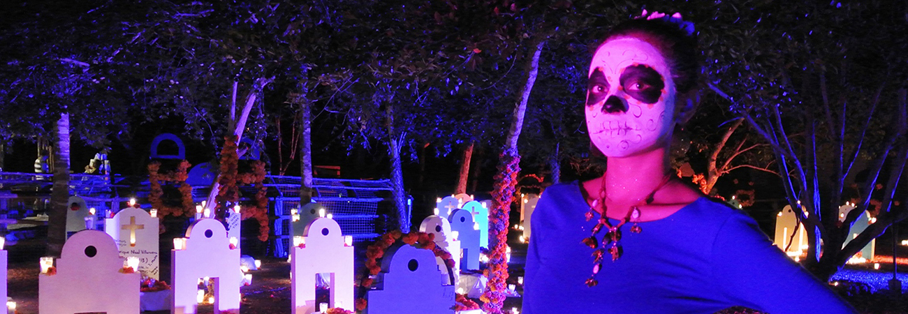 Where to Celebrate Day of the Dead in Mexico